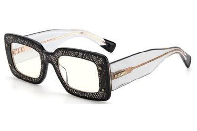 Missoni Mis 0041/s KDX/99 BLACK NUDE 50 Women's Sunglasses