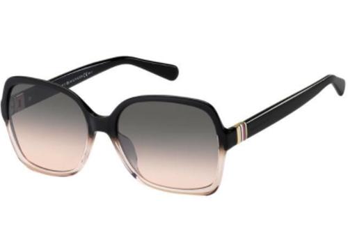 Tommy Hilfiger Th 1765/s KDX/FF BLACK NUDE 58 Women's Sunglasses