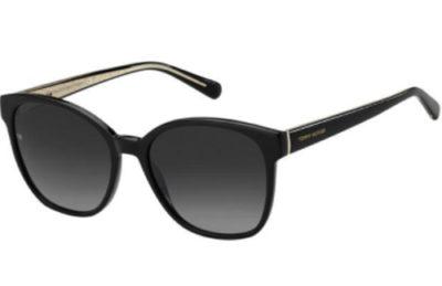 Tommy Hilfiger Th 1811/s 807/9O BLACK 55 Women's Sunglasses