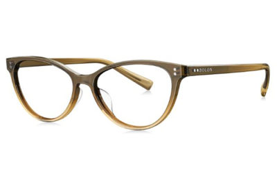 Bolon BJ3069B20 transperant tawny gradien 52 Women's Eyeglasses