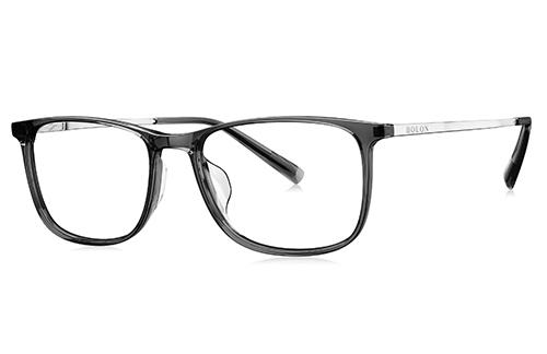 Bolon BJ3078B13 crystal smoke silver 52 Eyeglasses