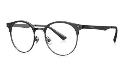 Bolon BJ6037B10 matte black black 50 Eyeglasses