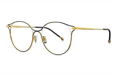 Bolon BJ7063B12 gold/black 53 Women's Eyeglasses