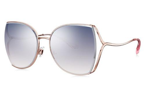 Bolon BL7082B35 pink gold 56 Women's Sunglasses