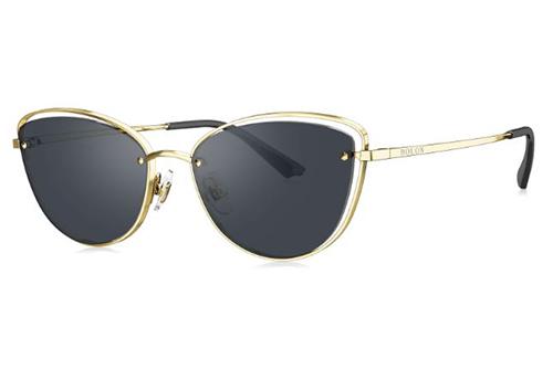 Bolon BL7093A60 light golden 54 Women's Sunglasses