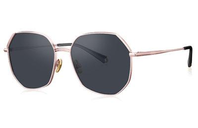 Bolon BL7100C30 rose gold 54 Sunglasses