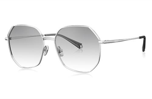 Bolon BL7100A91 silver 54 Sunglasses
