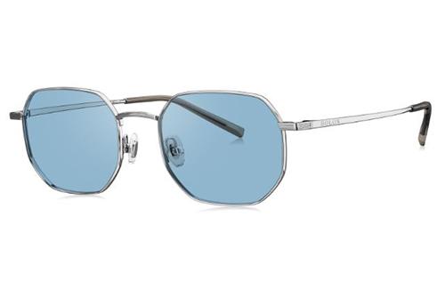 Bolon BL7113A90 silver 51 Unisex Sunglasses