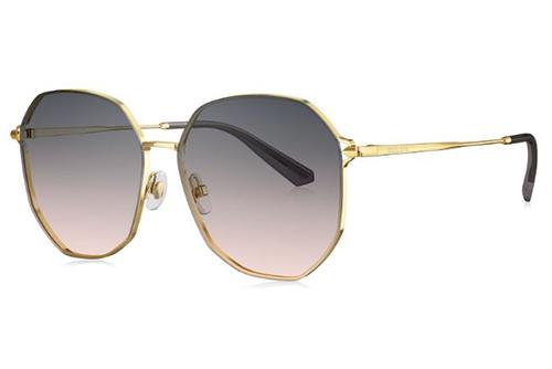 Bolon BL7119A61 gold 58 Women's Sunglasses