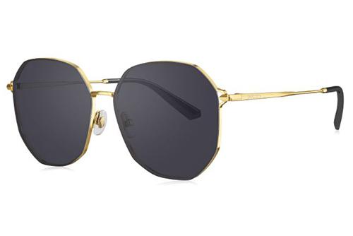 Bolon BL7119C60 gold 58 Women's Sunglasses