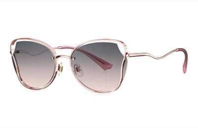 Bolon BL7121A33 rose gold 58 Sunglasses