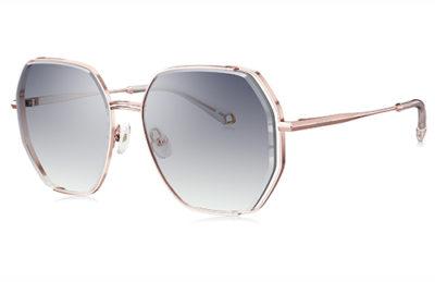 Bolon BL7128B30 rose gold 58 Sunglasses