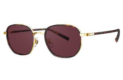 Bolon BL7129A20 gold   tortoise 50 Sunglasses