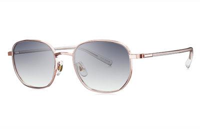 Bolon BL7129B90 rose gold   transparent 50 Sunglasses