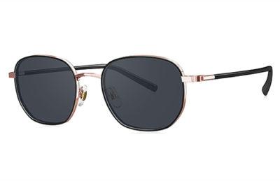 Bolon BL7129C10 rose gold   black 50 Sunglasses