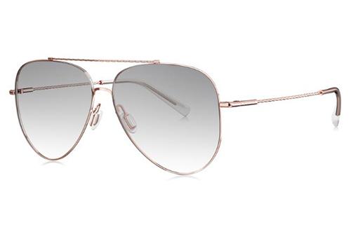 Bolon BL8076A30 rose gold 59 Women's Sunglasses