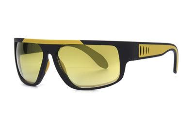 Locman LOCS002/BYE black yellow 63 Sunglasses