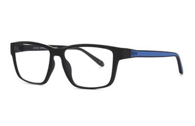 Locman LOCV010/BBL black/blue 57 Eyeglasses