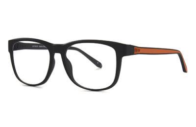 Locman LOCV016/BOR black orange 56 Eyeglasses