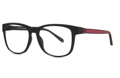 Locman LOCV016/BRE black/red 56 Eyeglasses