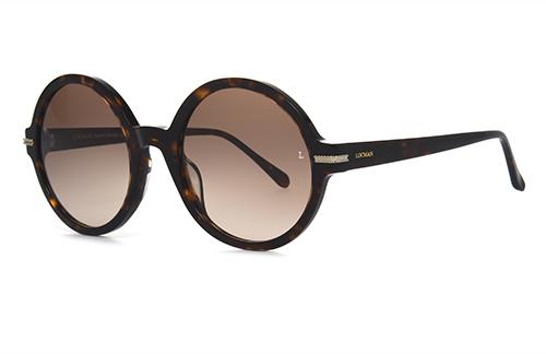 Locman LOCS032/TOR tortoise 57 Sunglasses