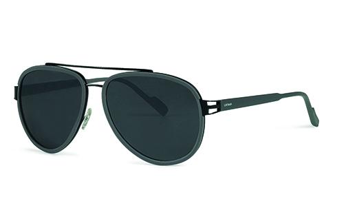 Locman LOCS010/03 grey silver 59 Sunglasses