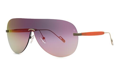 Locman LOCS011/GLD gold orange 138 Sunglasses
