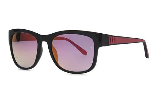 Locman LOCS023/BLK black 56 Sunglasses
