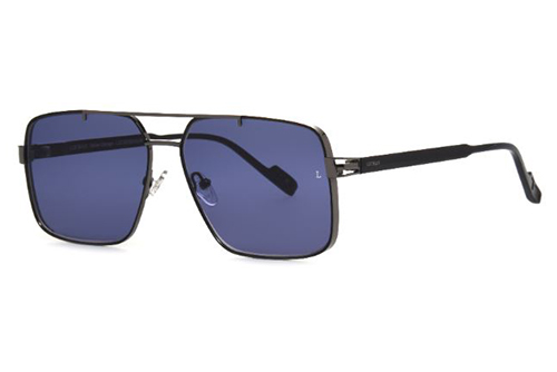 Locman LOCS030/GUN gunmetal 59 Men's Sunglasses