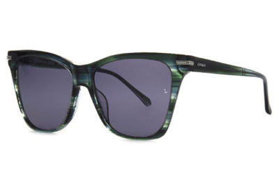 Locman LOCS031/GRE green 59 Women's Sunglasses