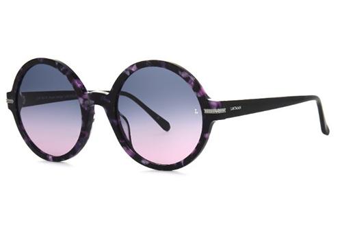 Locman LOCS032/PUR purple 57 Women's Sunglasses