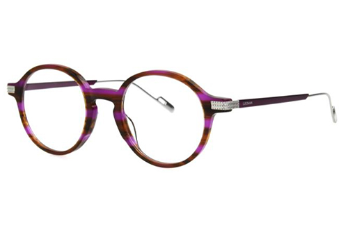 Locman LOCV002/DPR demi purple 48 Women's Eyeglasses