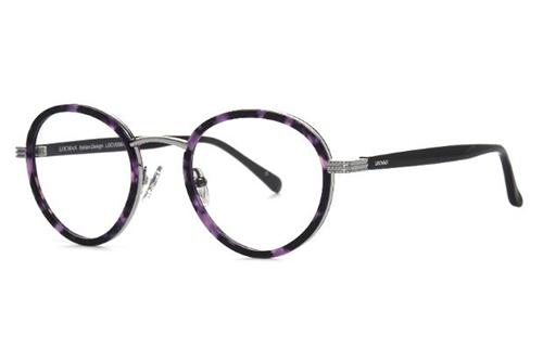 Locman LOCV006/PUR purple 50 Women's Eyeglasses