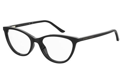 Seventh Street S 319 807/16 BLACK 50 Women's Eyeglasses