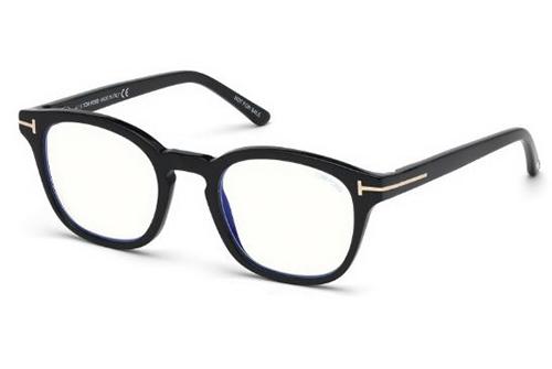 Tom Ford FT5532-4901V 01V 49 Eyeglasses
