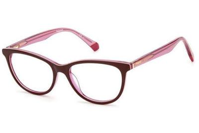 Polaroid Pld D395 0T5/16 BURGUNDYPINK 52 Women's Eyeglasses