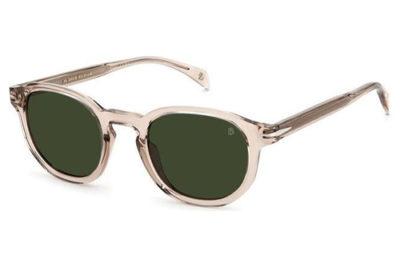David Beckham Db 1007/s 79U/QT MUD 49 Men's Sunglasses