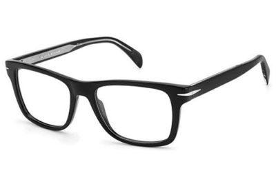 David Beckham Db 1073 BSC/38 BLACK SILVER 54 Men's Eyeglasses