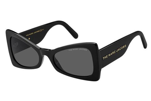 Marc Jacobs Marc 553/s 807/IR BLACK 54 Women's Sunglasses