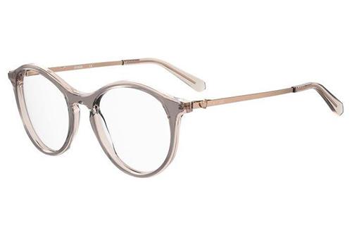 Moschino Mol578 7HH/19 GREY PINK 51 Women's Eyeglasses