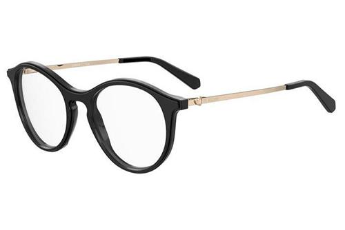 Moschino Mol578 807/19 BLACK 51 Women's Eyeglasses